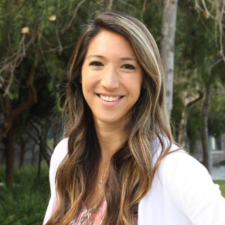 Headshot of Kristin Fung Student Affairs Officer