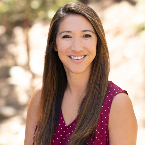 Headshot of Student Affairs Officer Kristin Fung