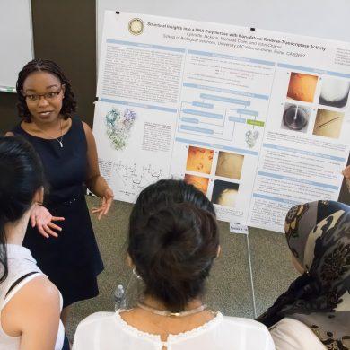The 2019 Minority Science Programs (MSP) Research Symposium
