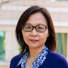 Headshot of Mei Kong, PhD.