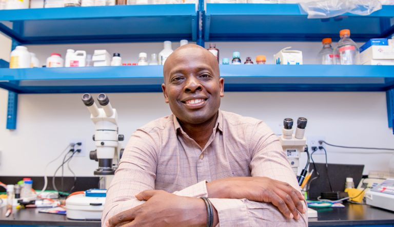 picture of Kwasi Connor, PhD.