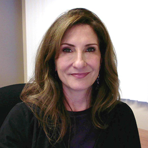 Headshot of Professor Karina Cramer