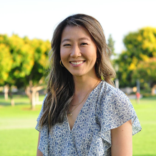 Headshot of academic counselor Eunice Choi-Yang