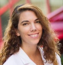 Portrait of Assistant Professor Claudia Benavente