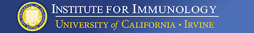 Logo for the UCI Institute for Immunology.