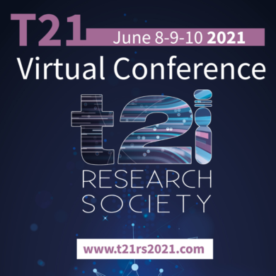 Flyer about virtual t2i research conference